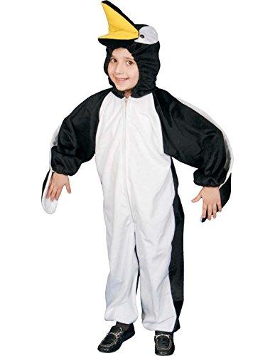 Penguin Plush Children's Costume Size: Toddler 4 -