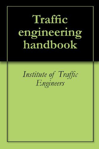 (Traffic engineering handbook)