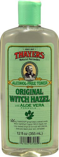 Thayer Witch Hazel Orgnl Alcfree