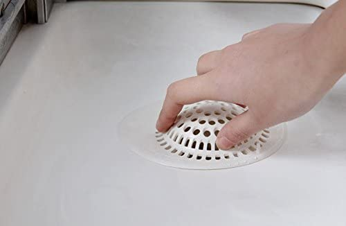 yyuezhi Filtre de Drainage en Plastique de sol Drain de Douche Bouchon de Vidange /évier filtre Lavabo filtre de Cuisine 4 pPi/èces Ccouleur Al/éatoire Cuisine /évier de Salle de Bains D/éodorant Drain