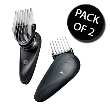 2x philips qc553015 do it yourself hair clipper with amazon 2x philips qc553015 do it yourself hair clipper with 180 rotating head solutioingenieria Choice Image