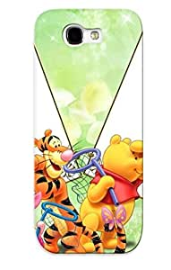 Hot Gcgqir-4585-ucwqunp Case Cover Protector For Galaxy Note 2- Winnie-the-pooh And Friends / Special Gift For Lovers