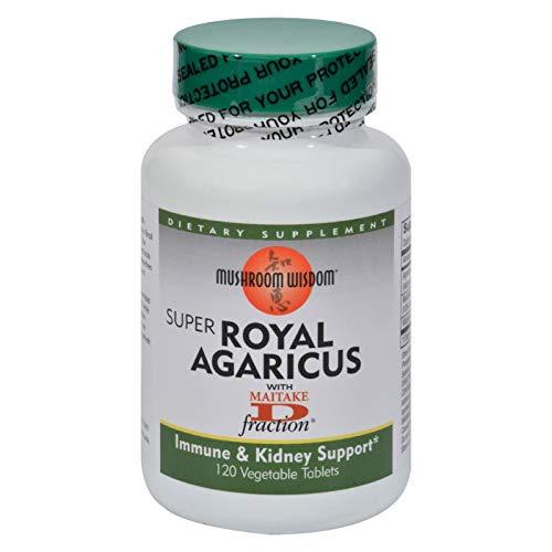 - Super Royal Agaricus 120 vtabs