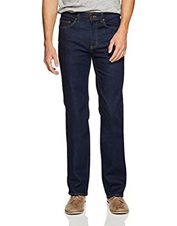 3c4c08138668b Riders by Lee Men's Straight Stretch Jean