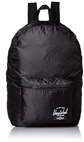 Herschel Supply Co. Packable Daypack, Black, One Size