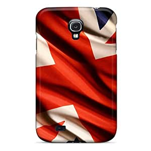 Unique Design Galaxy S4 Durable Cases Covers Flag