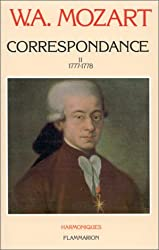 Correspondance - Tome II : 1777-1778