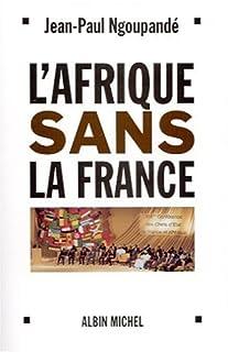 L'Afrique sans la France : histoire d'un divorce consommé, Ngoupande, Jean-Paul