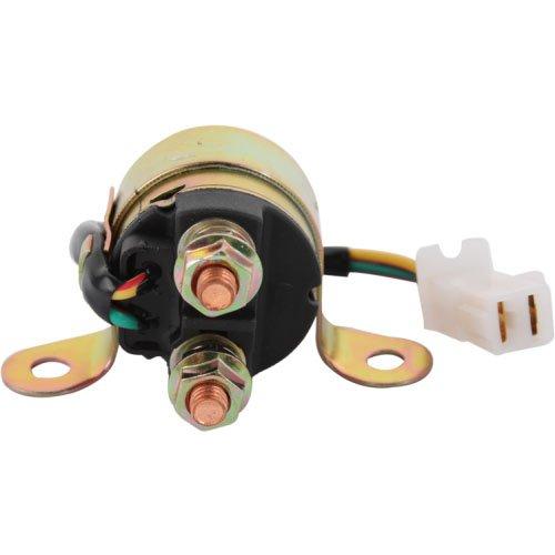 DB Electrical SMU6079 Starter Solenoid Relay GS700E GV1200GL GV1400GC GV700GL VS750GLF VS750GLP VS800 GL VX800 DR125SE DR200SE  1985-2013 Suzuki Motorcycle 31800-15500 31800-15501  31800-31300