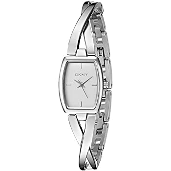 DKNY Womens NY2234 CROSSWALK Silver Watch