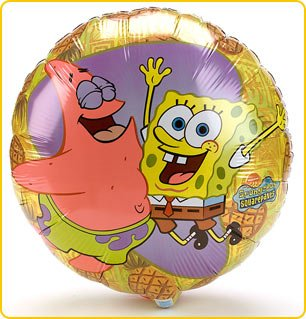Amazon.com: Bob Esponja globo: Health & Personal Care