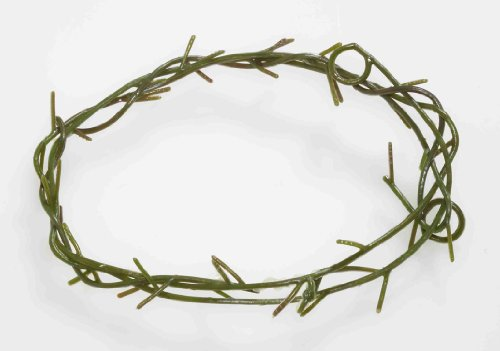 Jesus Thorn Crown Costume Accessory, Brown, One (Crown Of Thorns)