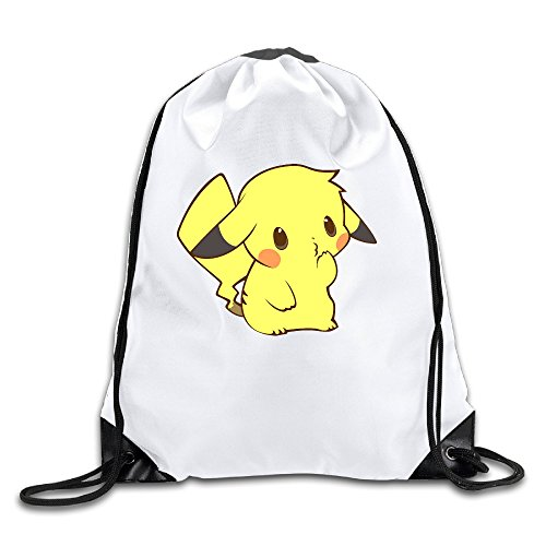 Price comparison product image LHLKF Pokemon Cute Pikachu One Size Fancy Tote Bag