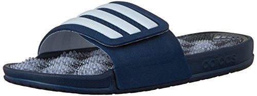 eceb4e679c8af7 adidas Performance Women s Adissage 2.0 Stripes W Athletic Sandal