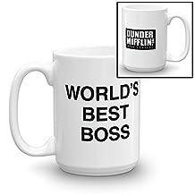 The Office World's Best Boss Mug by NBC Universal