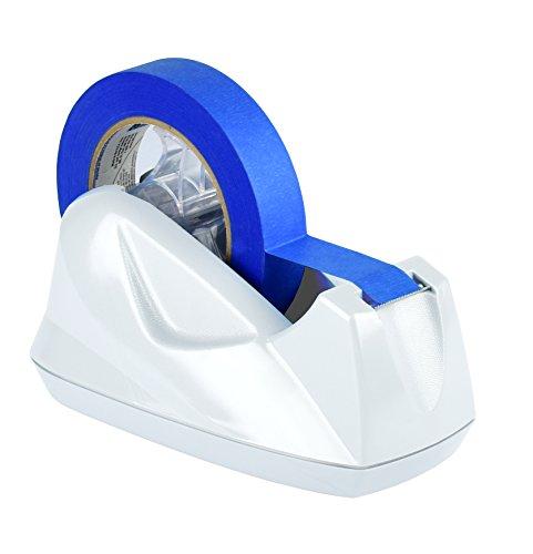 Acrimet Premium Tape Dispenser Jumbo (White Color) ()