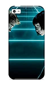 New Arrival Tron Legacy Characters Man Woman Poster People Movie THKSOqD1630IKwcC Case Cover/ 5c Iphone Case