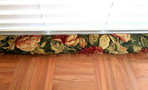 Door Draft Stopper Upholstery Fabric Only 20