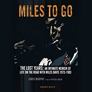 Miles to Go Hörbuch
