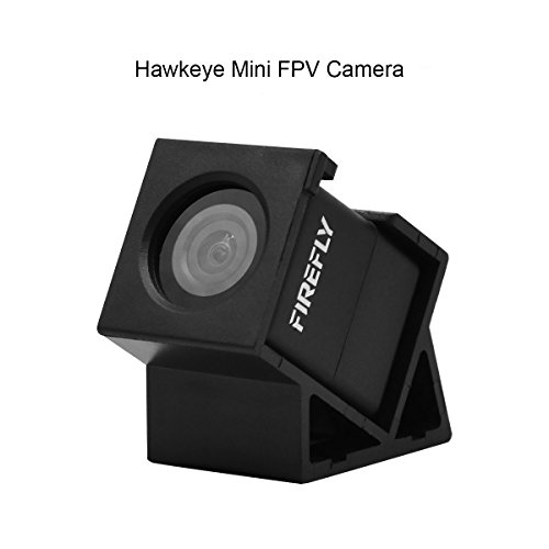 Mini FPV Camera Hawkeye Firefly Spy Camera 160 Degree HD 1080P FPV Micro Action Camera DVR Built-in Mic for RC Drone by Firefly