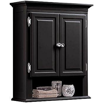 Amazon Com Chapter Bathroom Wall Cabinet Espresso Cell