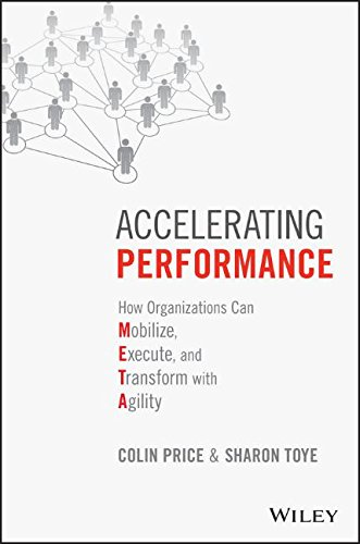 Accelerating Performance: How Organizations Can Mobilize, Execute, and Transform with Agility (The Price Advantage compare prices)