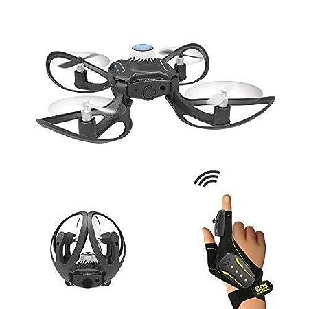 WEINXIN Mini Dron portátil Plegable, pequeño dron de Control ...
