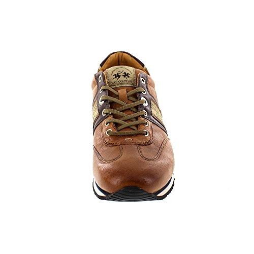 La Martina Sneaker L5051133 - Brown cheap original discount new yt4QziJr
