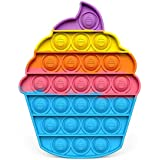 Pop It Fidget Toy Bubble Brinquedo Sensorial AMG Ice Cream