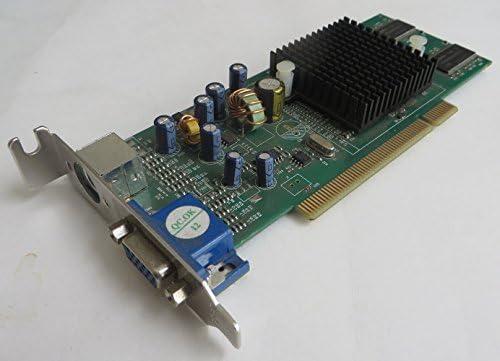 PC Parts Unlimited Video-208PCI-128TW Jaton GeForce MX4000 128MB PCI Graphics Card