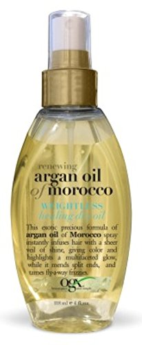 Ogx Moroccan Argan Oil Weightless Dry Oil 4oz