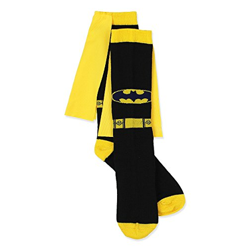 Batman Products : Batman Womens Knee High Sock with Cape (Teen/Adult)