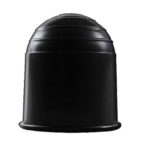 Capuchon d'attelage de remorque Noir Unbekannt