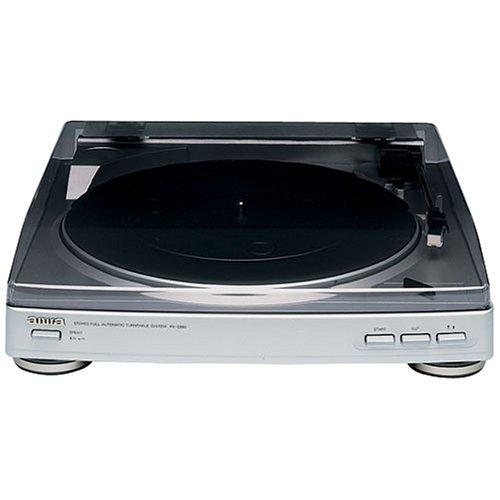 AIWA PX-E860 - Turntable - silver