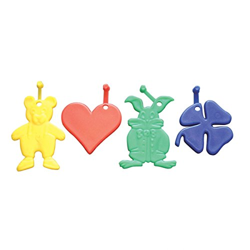 Primary Colour Balloon Weights 8g/0.28oz