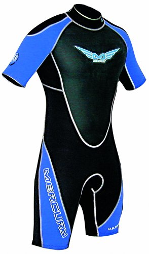 U.S. Divers Mercury Shorty Adult Wetsuit (Medium/Large)