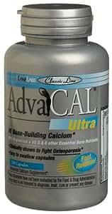 Lane Labs AdvaCal Ultra Calcium - 120 Capsules -
