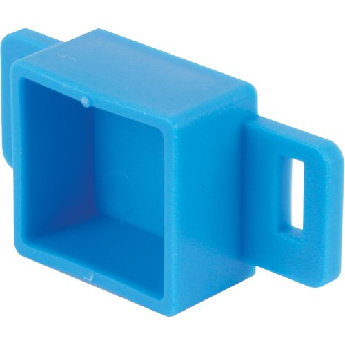 Prime-Line Products R 7143 Drawer Track Back Plate,(Pack of 2)