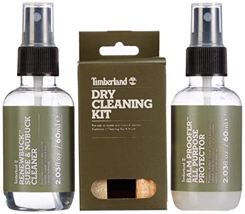 Timberland Travel Kit Plus Shoe Care Product, no no color, OS 0X US (Best Suede Cleaner For Timberland Boots)