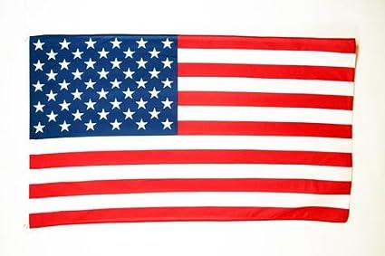 Az Flag Bandera De Los Estados Unidos 150x90cm Bandera Americana Usa Eeuu 90 X 150 Cm