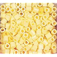 Perler Beads 1,000 Count-Pastel Yellow by Perler