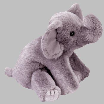 Amazon.com  TY Classic Plush - SPOUT the Elephant  Toy   Toys   Games 4d8d235ce4a