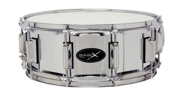 40f4237922eb Basix Classic F801112 Snare Drum Steel  Amazon.ca  Musical Instruments