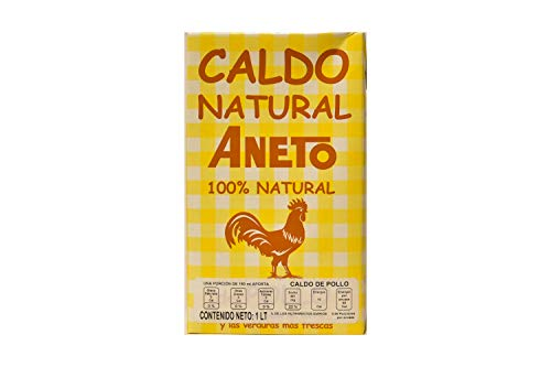 Aneto Caldo de Pollo, 1000 ml