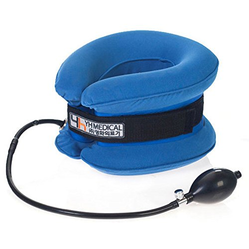 WGT YH YH-TN01 Disk Care Air Cervical Neck Traction Device (Large) by wgt