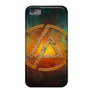 Iphone 6 XfG1992qVqf Support Personal Customs Stylish Linkin Park Pictures High Quality Hard Phone Cover -DrawsBriscoe