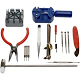 New 16PC Watch Repair Tools Kit by SE