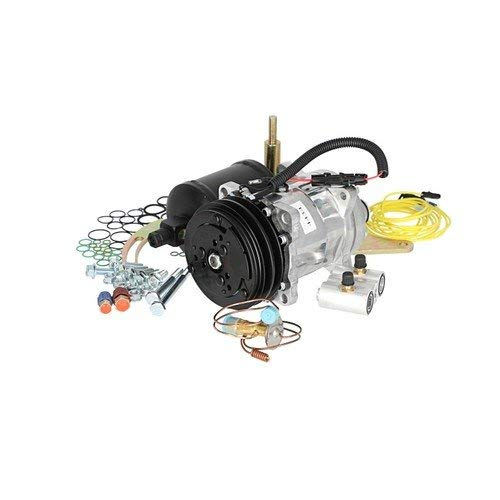- Air Conditioner Compresser Conversion Kit Sanden Style Compatible with John Deere 7720 8430 4640 4020 4630 4320 4440 4520 4620 6620 4840 8440 7020 5200 4240 7700 8630 4230 7520 5400 4000 4040 4430