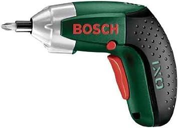 Bosch IXO - Destornillador eléctrico: Amazon.es: Bricolaje y ...