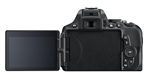 Nikon D5600 with AF-P 18-55 mm + AF-P 70-300 mm VR Kit with Bag and 16GB Memory Card Free 4